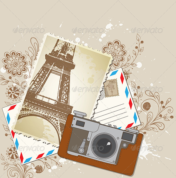 GraphicRiver Old Camera 4012021