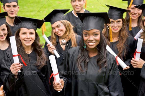 PhotoDune graduation group 433816