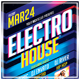 Electro Retro Party - GraphicRiver Item for Sale
