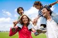 family having fun - PhotoDune Item for Sale