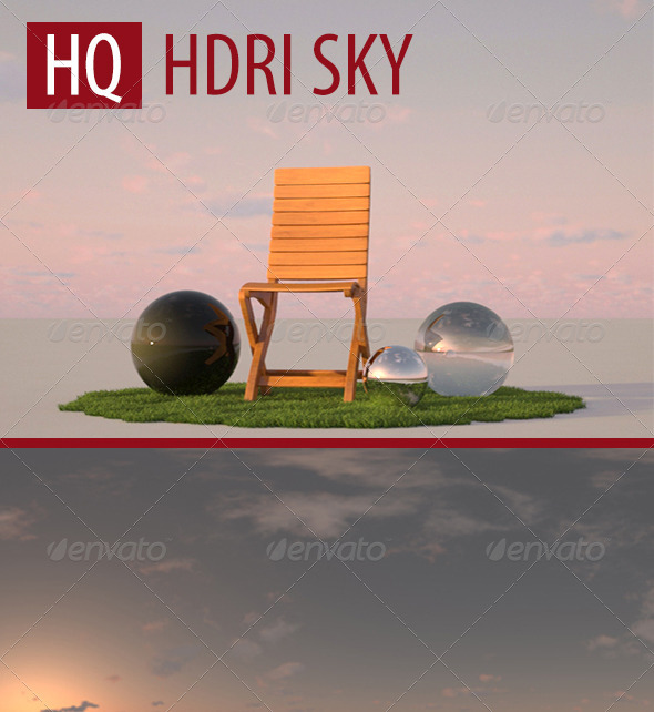 Early Morning HDRI - 3DOcean Item for Sale