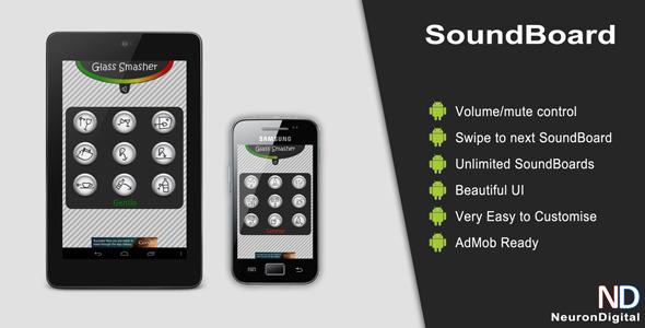 CodeCanyon SoundBoard 4013816