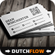 Pro Business Card 15 - GraphicRiver Item for Sale