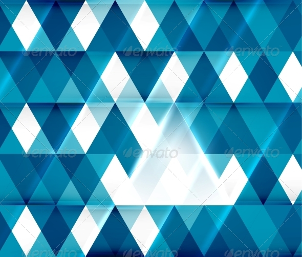 GraphicRiver Modern Geometric Abstract Background Template 4014734
