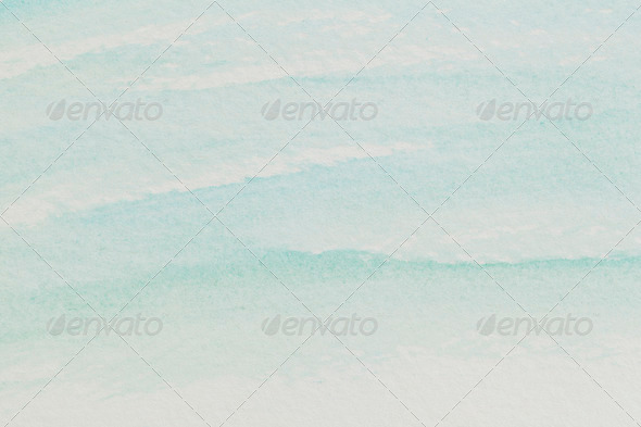 pastel blue watercolor abstract - Stock Photo - Images