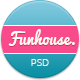 Funhouse - Creative Agency PSD Template - ThemeForest Item for Sale