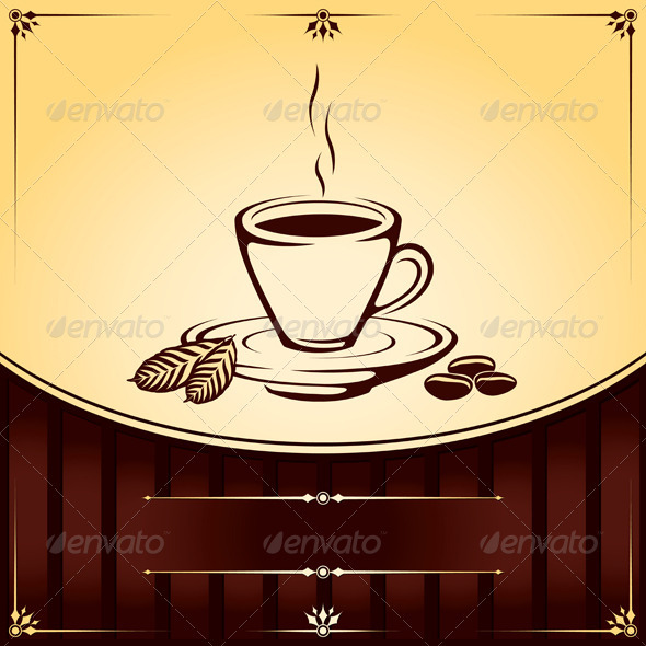 GraphicRiver Cup of Coffee 4019527