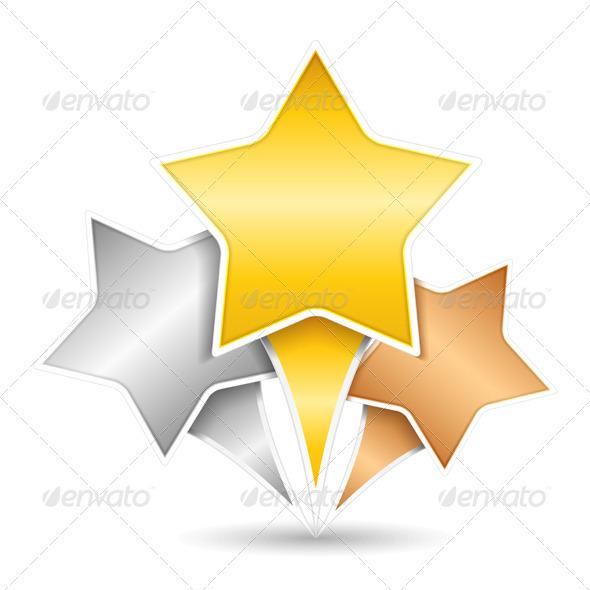 GraphicRiver Stars 4020292
