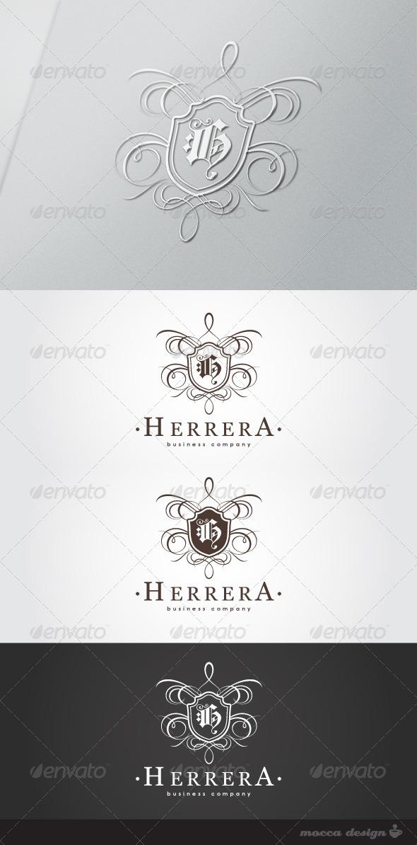 GraphicRiver Herrera Logo 4020748