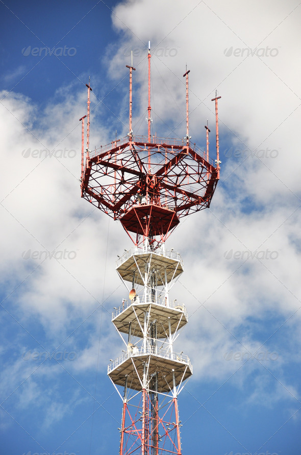 PhotoDune Telecommunication tower 4021138