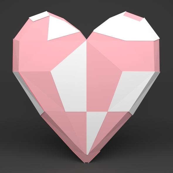 3DOcean Heart 2 4021710