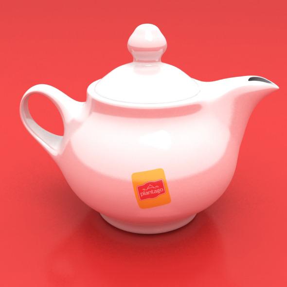3DOcean Teapot 4022566