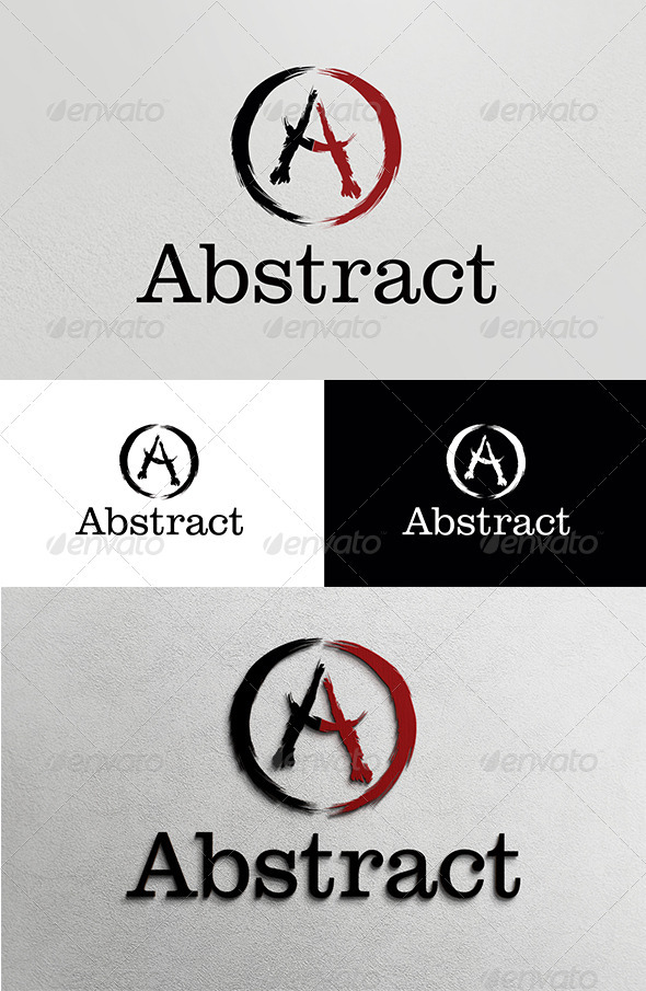 GraphicRiver Abstract Logo 4023803