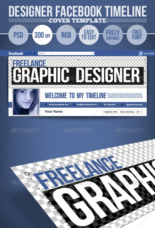 GraphicRiver FB Timeline Cover 4023847