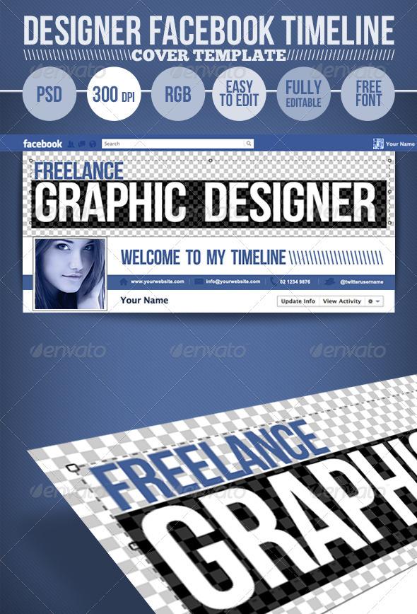 GraphicRiver FB Timeline Cover 4023847