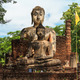 Buddha Statue at Temple - PhotoDune Item for Sale