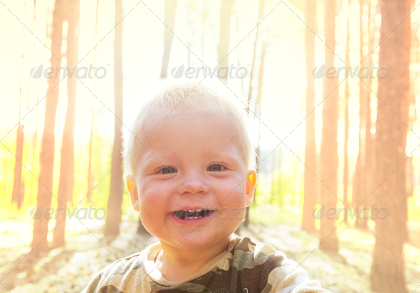 Boy - Stock Photo - Images