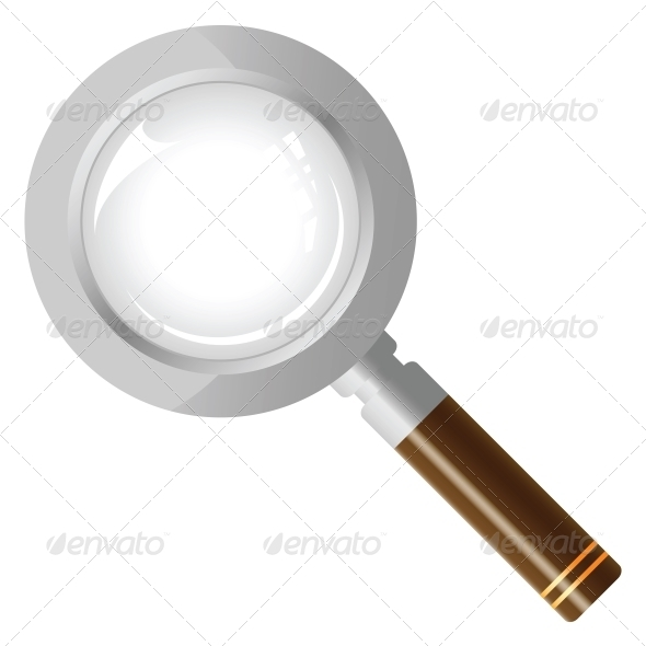 GraphicRiver Magnifying Glass 4025339