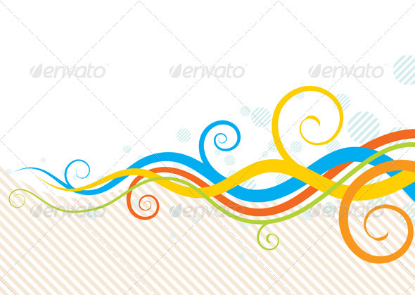 GraphicRiver Abstract Background 4025694