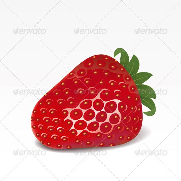 GraphicRiver Strawberry 4026682