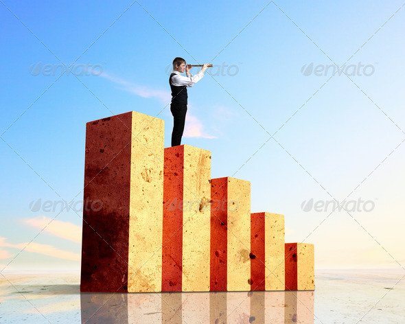 Business Success - Stock Photo - Images