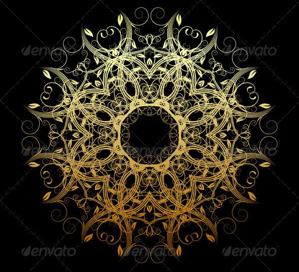GraphicRiver ornamental element 4027640