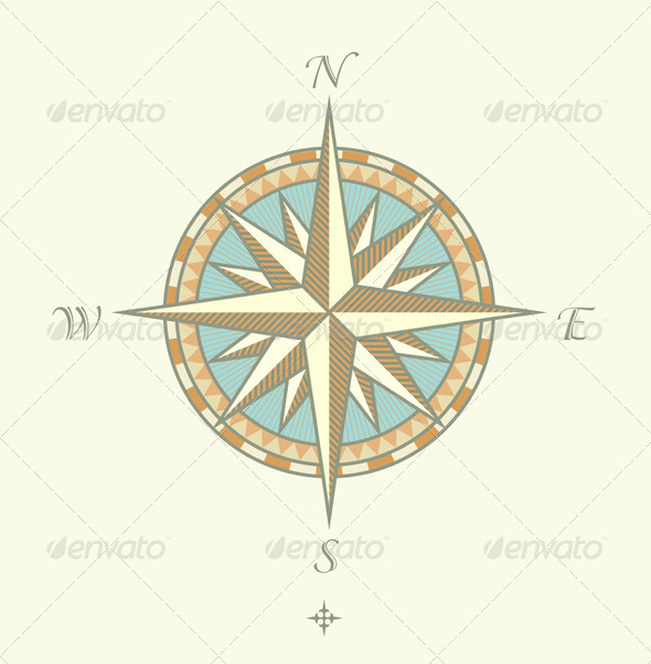 GraphicRiver Compass Windrows 4027672
