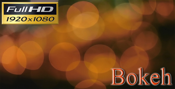 Bokeh Full HD