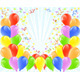 Balloons Background with Space for Text. - GraphicRiver Item for Sale