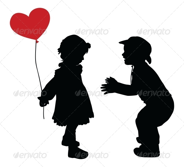 GraphicRiver Valentine Design 4029465