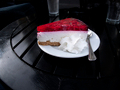 Tasty Cheesecake on Table - PhotoDune Item for Sale