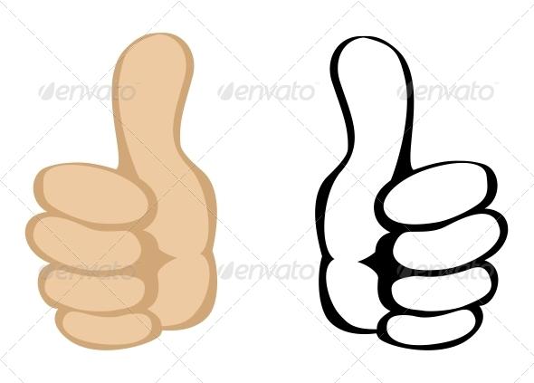 GraphicRiver Gesture 4029748