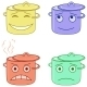 Pans Smilies - GraphicRiver Item for Sale