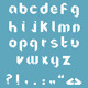 Origami Alphabet - GraphicRiver Item for Sale
