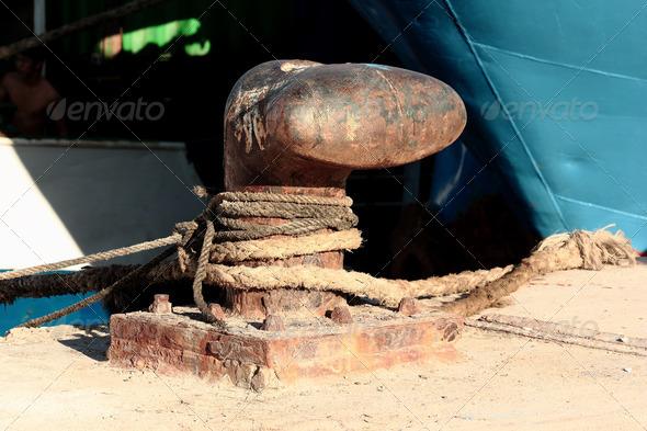 PhotoDune Ship ropes 4049412