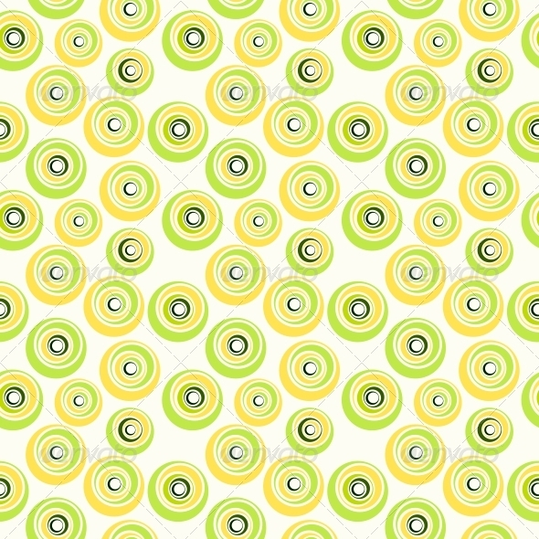 GraphicRiver seamless pattern vector illustration 4034993