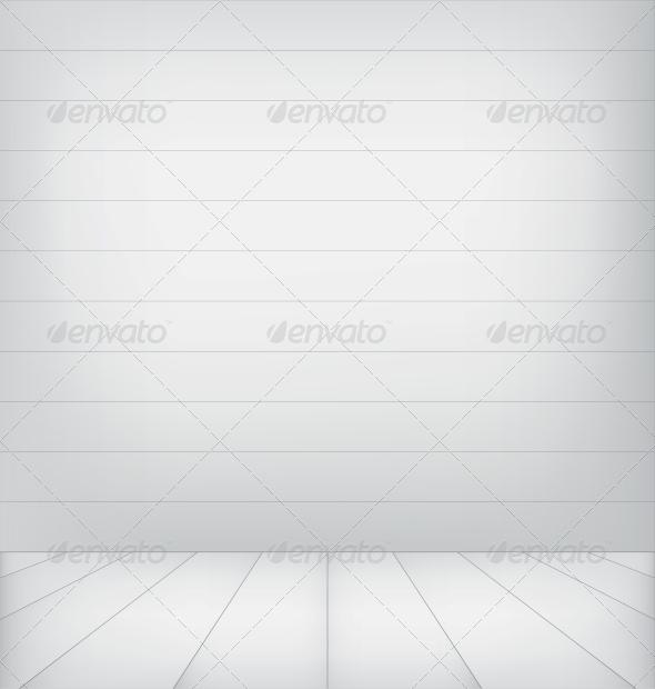 GraphicRiver White wood interior 4035125