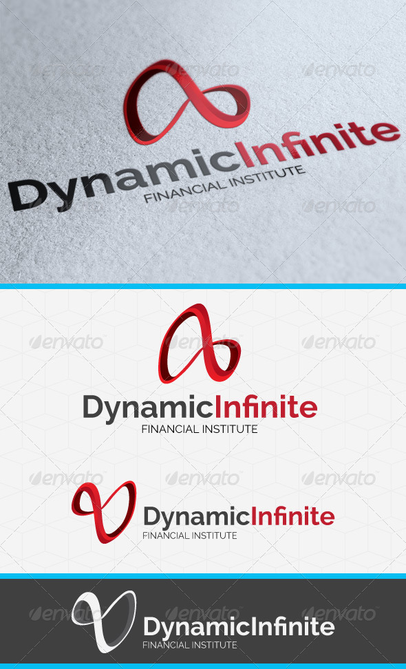 GraphicRiver Dynamic Infinite Logo Template 3910538