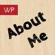 AboutMe - 3D Responsive Vcard & Portfolio WP-Theme