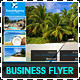Real Estate & Travel Agency Business Flyer - GraphicRiver Item for Sale
