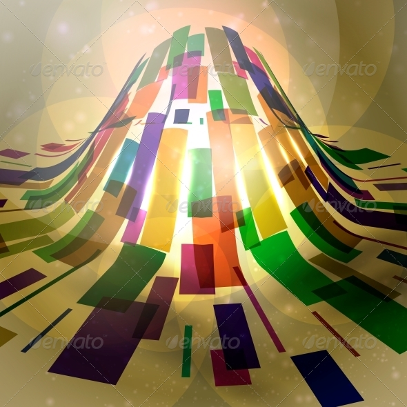 GraphicRiver Abstract Vector Background 4040478