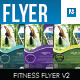 Fitness Flyer V2 - GraphicRiver Item for Sale