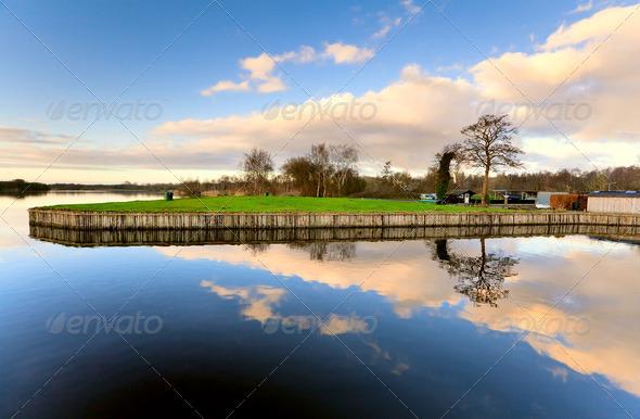 PhotoDune symmetry and reflection 4102166