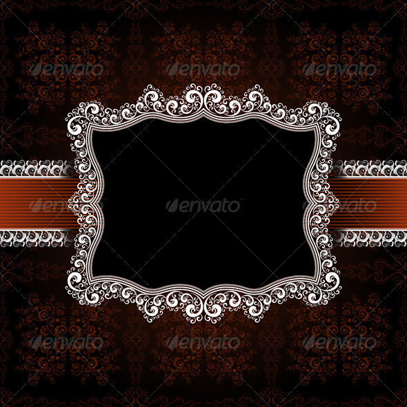 ornamented background