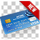Bank Card Mockups
