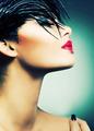 Fashion Art Portrait Of Beautiful Girl. Vogue Style Woman - PhotoDune Item for Sale