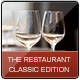 The Restaurant: Classic Edition - ThemeForest Item for Sale