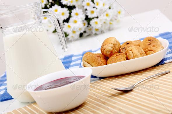PhotoDune Continental breakfast 4048108