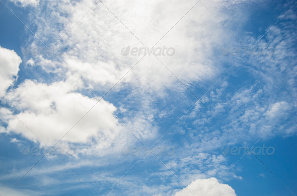 PhotoDune cloudscape 4048059