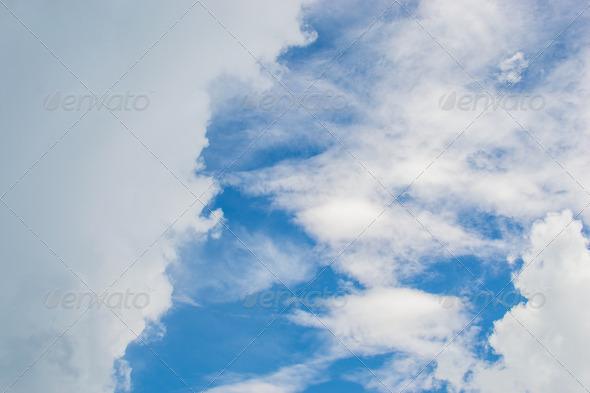 PhotoDune cloudscape 4048067